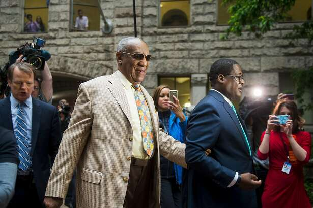 PITTSBURGH, PA - MAY 22: Actor Bill Cosby arrives at the Allegheny County Courthouse for the first day of jury selection in his sexual assault case on May 22, 2017 in Pittsburgh, Pennslyvania. (Photo by Nate Smallwood - Pool/Getty Images)