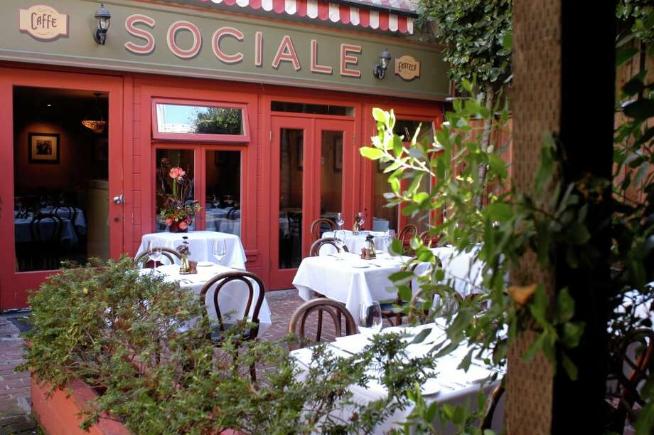 Sociale in Presidio Heights to reopen following water damage. Photo via Facebook