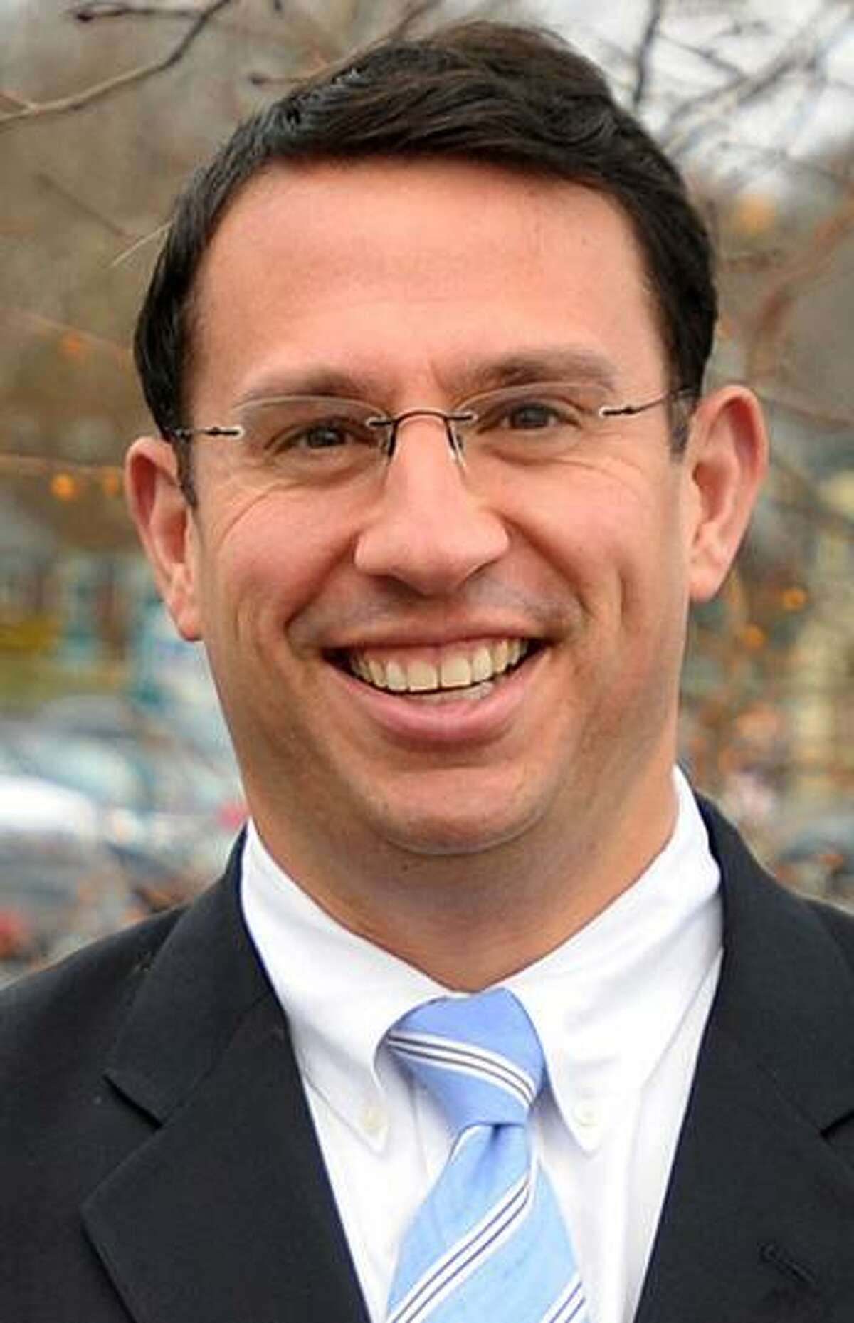 Milford Mayor Ben Blake says he's running for a fourth term. File photo.