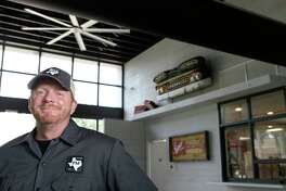 """Chef and owner Ryan Hildebrand says FM's patio is """"a break from the city."""""""