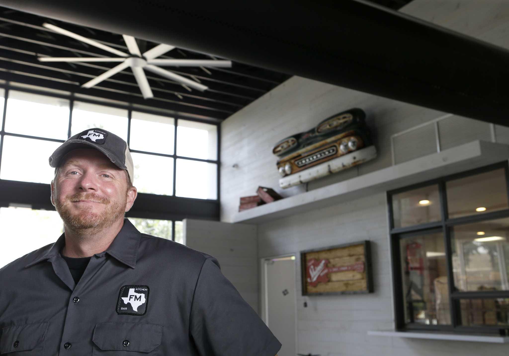 Ryan Hildebrand exits FM Kitchen & Bar
