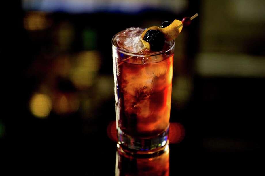 Better Luck Tomorrow serves a cocktail called Slick Watts, among others. Photo: Jenn Duncan / JENN DUNCAN
