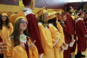 The Class of 2017 recently graduated from Deckerville High School.