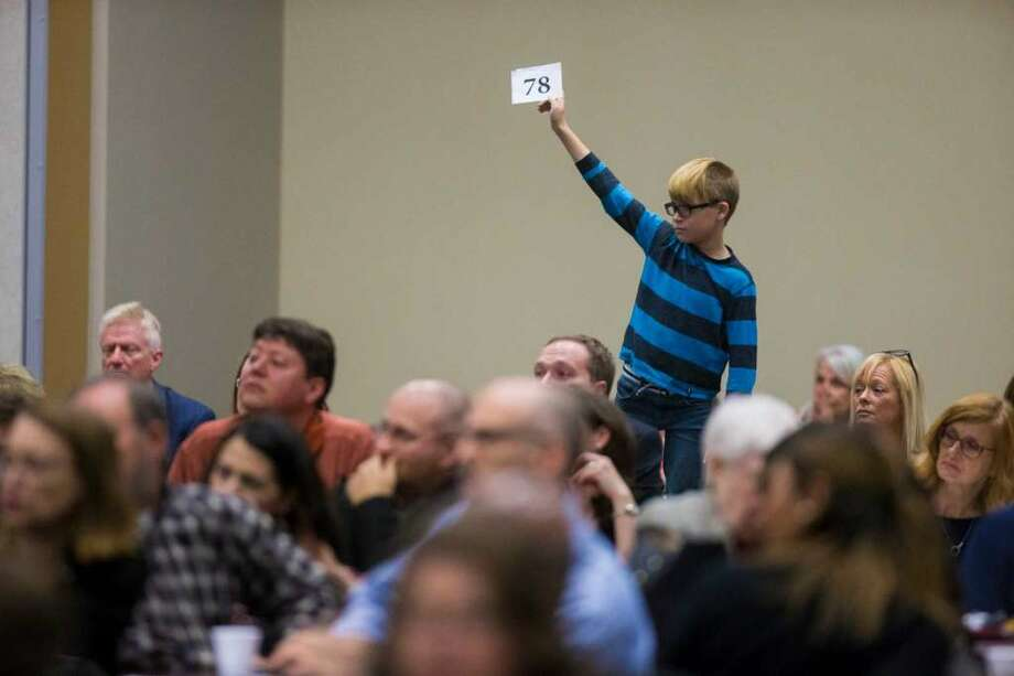 Senate Bill 436: Writes new rules to increase stakeholder and parent input at special education continuing advisory committee; Filed 1/6/2017; Passed Senate, scheduled for a House vote Wednesday Photo: Houston Chronicle