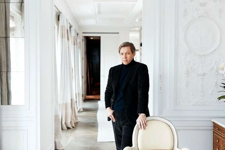 "Michael S. Smith is the author of ""The Curated House."" Photo: Courtesy Photo"