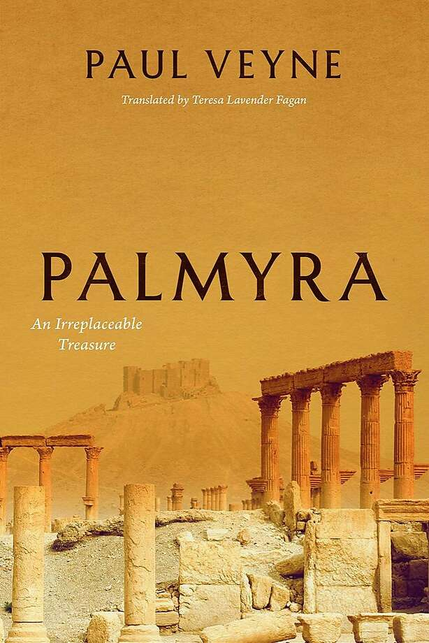 """""""Palmyra"""" Photo: University Of Chicago Press"""
