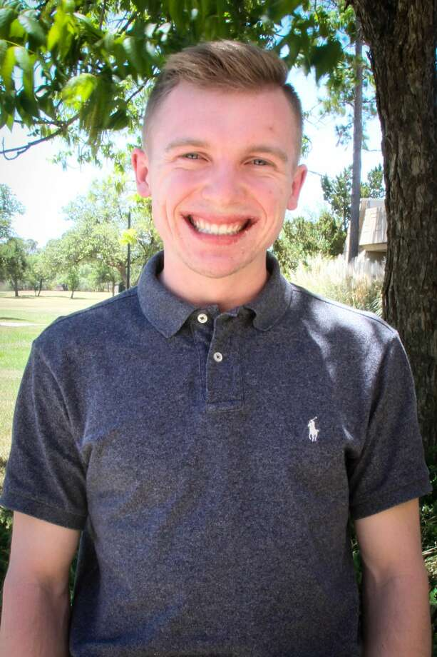 "Midland Christian School graduate Ryan Adams, 19, wants ""to promote change in the world."" Photo: Katherine Curry"