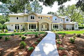 147 Stockbridge Ave. in Atherton is a Hamptonesque mansion with more than 11,000 square feet of living space.