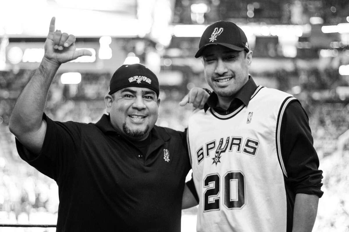 UTSA FTK Fundraiser $30 ticket to the Oct. 23 Spurs vs. Raptors game gets fans a Spurs
