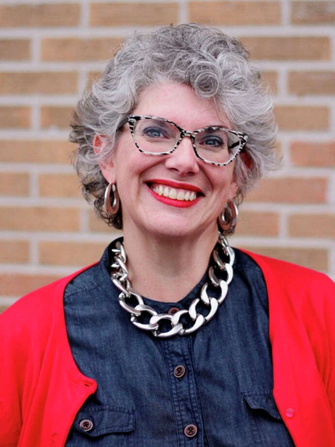 Betsy Haigh is Midland Christian School's new principal. Photo via Midland Christian School.