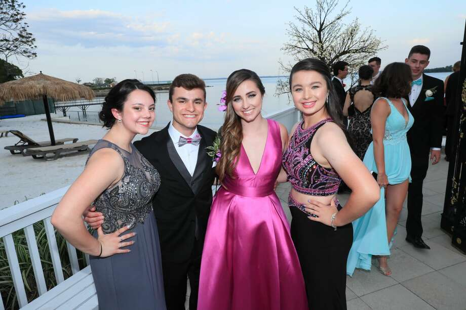 Bethel High School held its senior prom at The Surf Club in New Rochelle, NY on May 19, 2017. The senior class graduates June 20. Were you SEEN at the prom? Photo: Patty Daniels/Dan DeBlois/ Lifetouch Photography