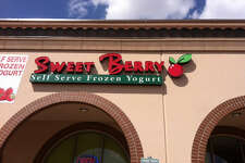 Sweet Berry Frozen Yogurt  