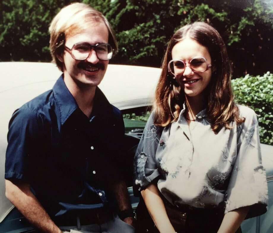 Bob and the Rev. Melinda Keck are shown in 1981, a year after moving from Pennsylvania to Danbury to start their careers. Bob began a career in the music department in the New Milford school system, and Melinda as a pastor at several local churches, including most recently the First Congregational Church of Kent. Photo: Courtesy Of The Kecks / The News-Times Contributed