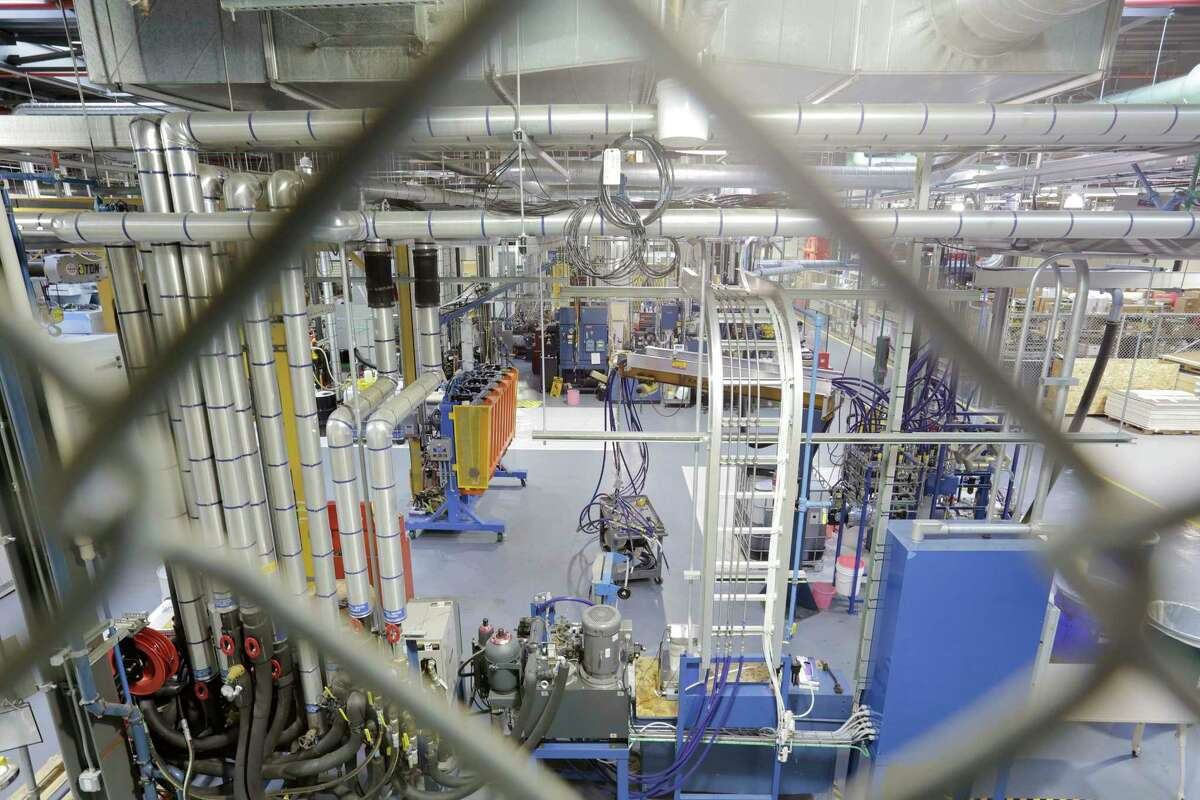 Photos of Huntsman Corporation on Monday, Oct. 24, 2016, in Woodlands.