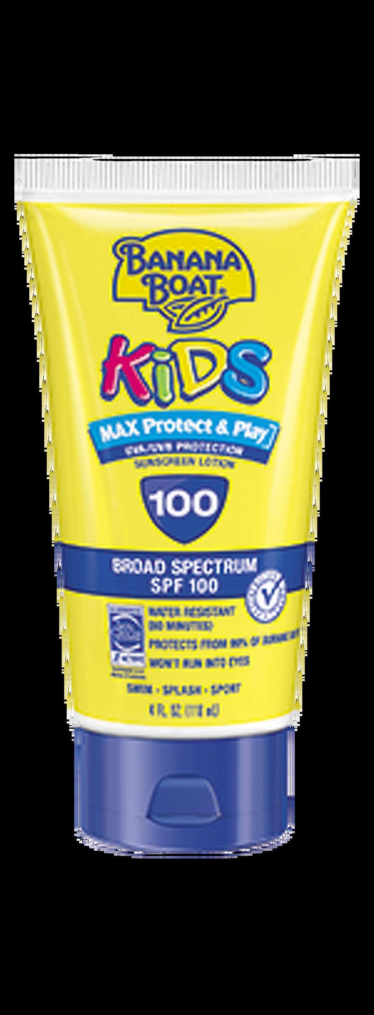 Banana Boat Kids Sunscreen Lotion, SPF 100Source: Banana Boat