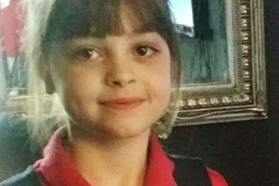 This is a an  undated photo obtained by the Press Association on Tuesday May 23, 2017, of Saffie Rose Roussos,  one of the victims of a  attack at Manchester Arena, in Manchester England  which left more than a dozen dead on Monday. A suicide bomber blew himself up as young concert-goers left a show by the American singer Ariana Grande in Manchester, killing more than a dozen some wearing the star's trademark kitten ears and holding pink balloons as they flee. The Islamic State group says one of its members carried out the attack. (PA  via AP)