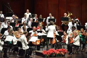 The board of directors of the San Antonio Symphony, shown at a Pops concert, elected a new chairman Tuesday.