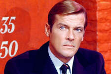 Roger Moore, Live and Let Die | Photo Credits: Silver Screen Collection, Getty Images