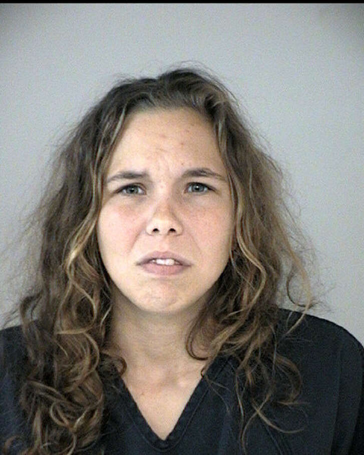 Stephanie Harger, 23, is charged with drug possession in Fort Bend County.
