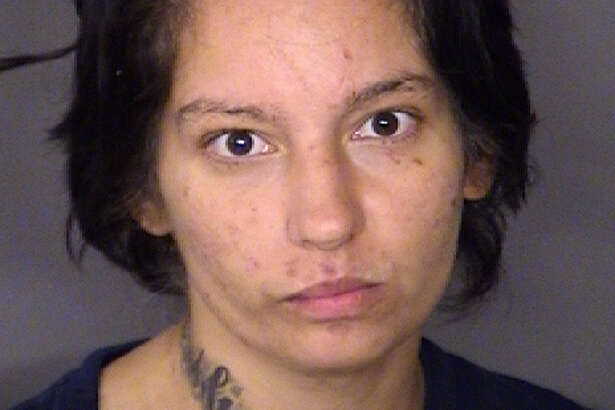 Alexis Carla Sarabia, 32, now faces a charge of theft of between $2,500 and $30,000, a third-degree felony. She remains in the Bexar County Jail.