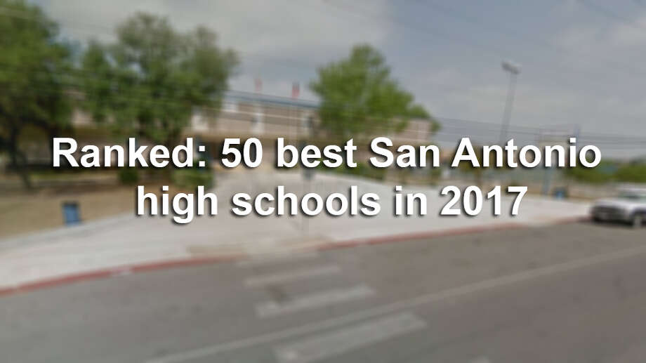 Keep clicking to see the top 50 public high schools in the San Antonio area in 2017, according to Children at Risk, an educational research group. Photo: Google Maps