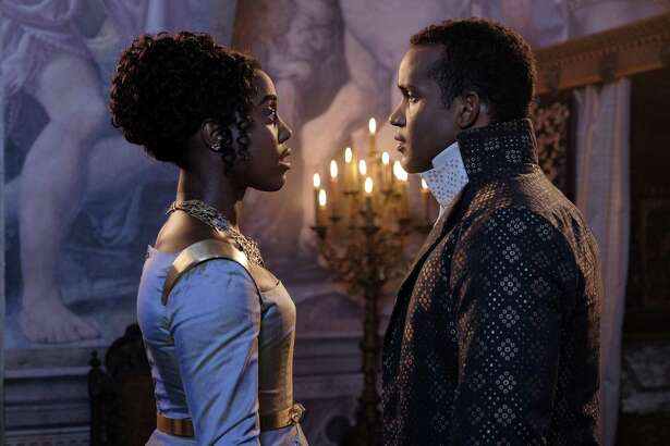 """Shonda Rhimes brings her soapy sizzle to ABC's """"Romeo and Juliet"""" sequel starring Lashana Lynch and Sterling Sulieman as passionate, but doomed, lovers in """"Still Star-Crossed."""""""