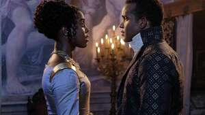 "Shonda Rhimes brings her soapy sizzle to ABC's ""Romeo and Juliet"" sequel starring Lashana Lynch and Sterling Sulieman as passionate, but doomed, lovers in ""Still Star-Crossed."""