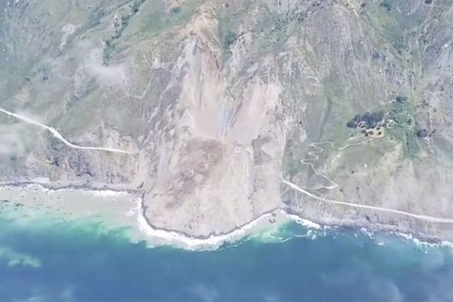 A massive landslide came crashing onto Highway 1 in Gorda in May of 2017, closing a stretch of the highway in southern Monterey County. But there are still plenty of things to see on the road to Big Sur. Click through this slideshow for some of the best stops on a Highway 1 road trip between San Francisco and the landslide. Mix and match our selections to customize your own adventure to Big Sur. We've organized the attractions from north to south - don't forget to leave some sights for the way back! Photo: Monterey County Sheriff's Office