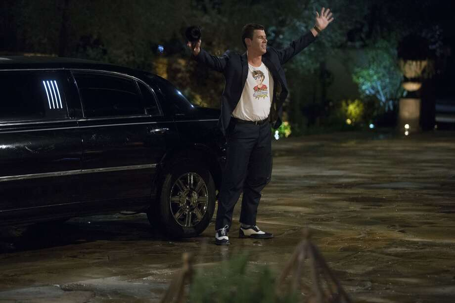 """Lucas Yancey is getting quite the reaction from """"Bachelorette"""" fans and critics. Photo: Courtesy ABC"""