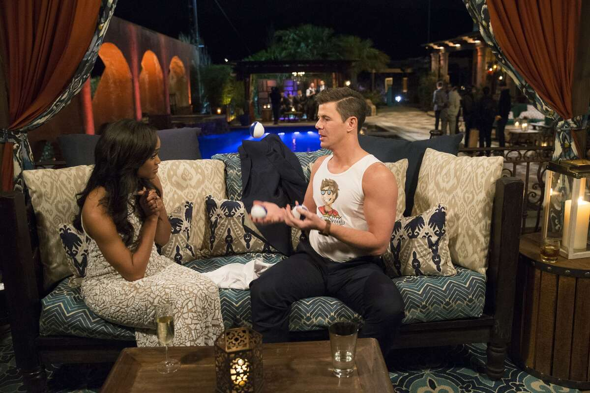 """Lucas Yancey is getting quite the reaction from """"Bachelorette"""" fans and critics."""