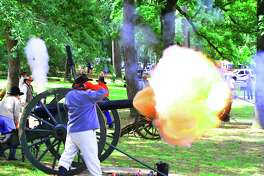 Harris County Precinct 4 held its annual Spring Creek Park Heritage Festival featuring music, food, crafts, and battle re-enactments May 20 at Spring Creek Park in Tomball.