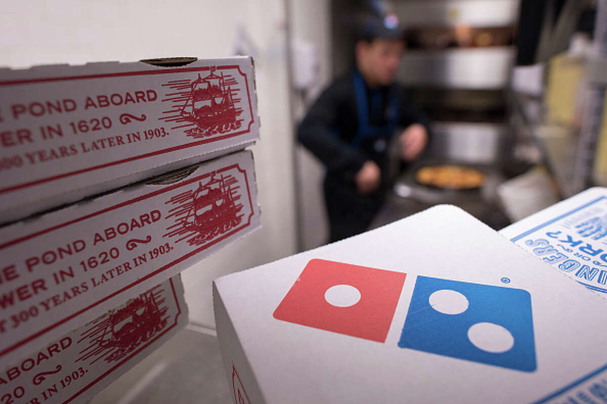 """If Congress were willing to adequately fund school food, no district would need to sell a la carte snacks like the Domino's """"Smart Slice"""" to scrape by."""