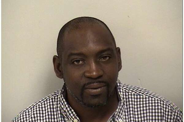 Ronald Davis, 50, of Westport, was charged with issuing a bad check in Westport, Conn. on May 16, 2017.