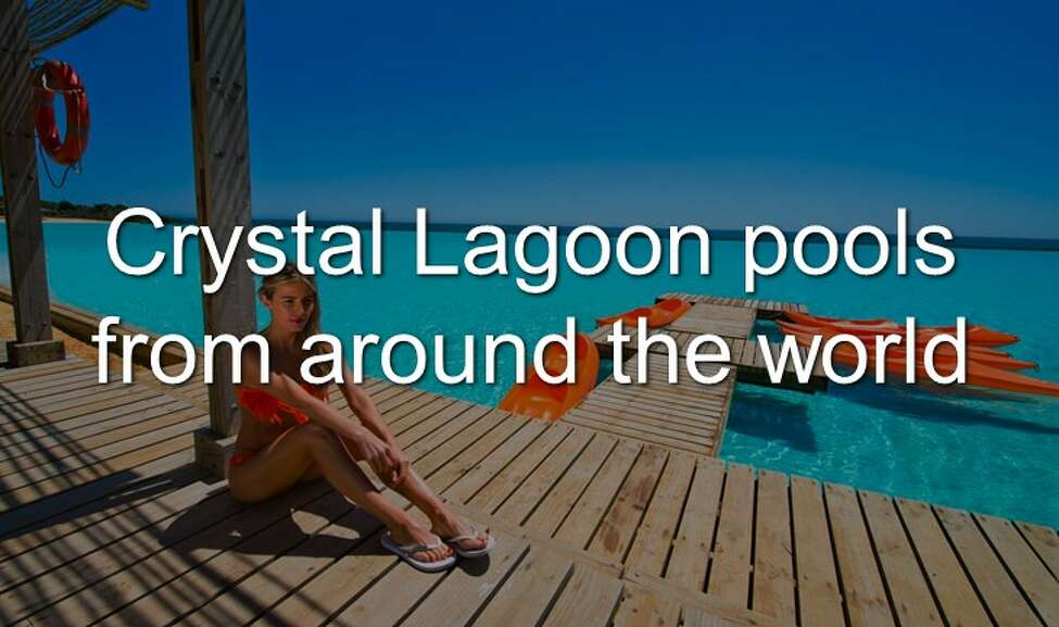 Continue clicking to see the Crystal Lagoon pools from around the world