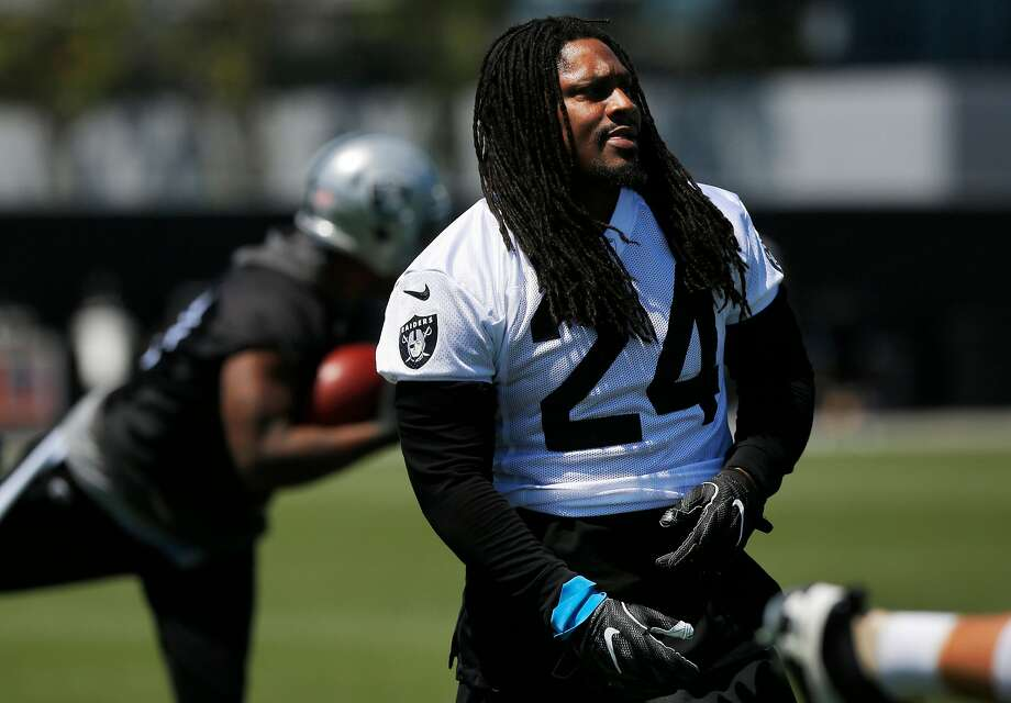 1. Marshawn Lynch, Oakland Raiders Photo: Leah Millis, The Chronicle