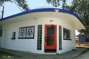 Carnitas Lonja on Roosevelt Avenue in San Antonio.