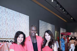 Betty Gee, Pierre Alexandre, Tammy Su