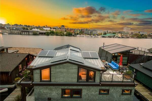 3146 Portage Bay Pl. E. #N, listed for $1,350,000. See the  full listing here .