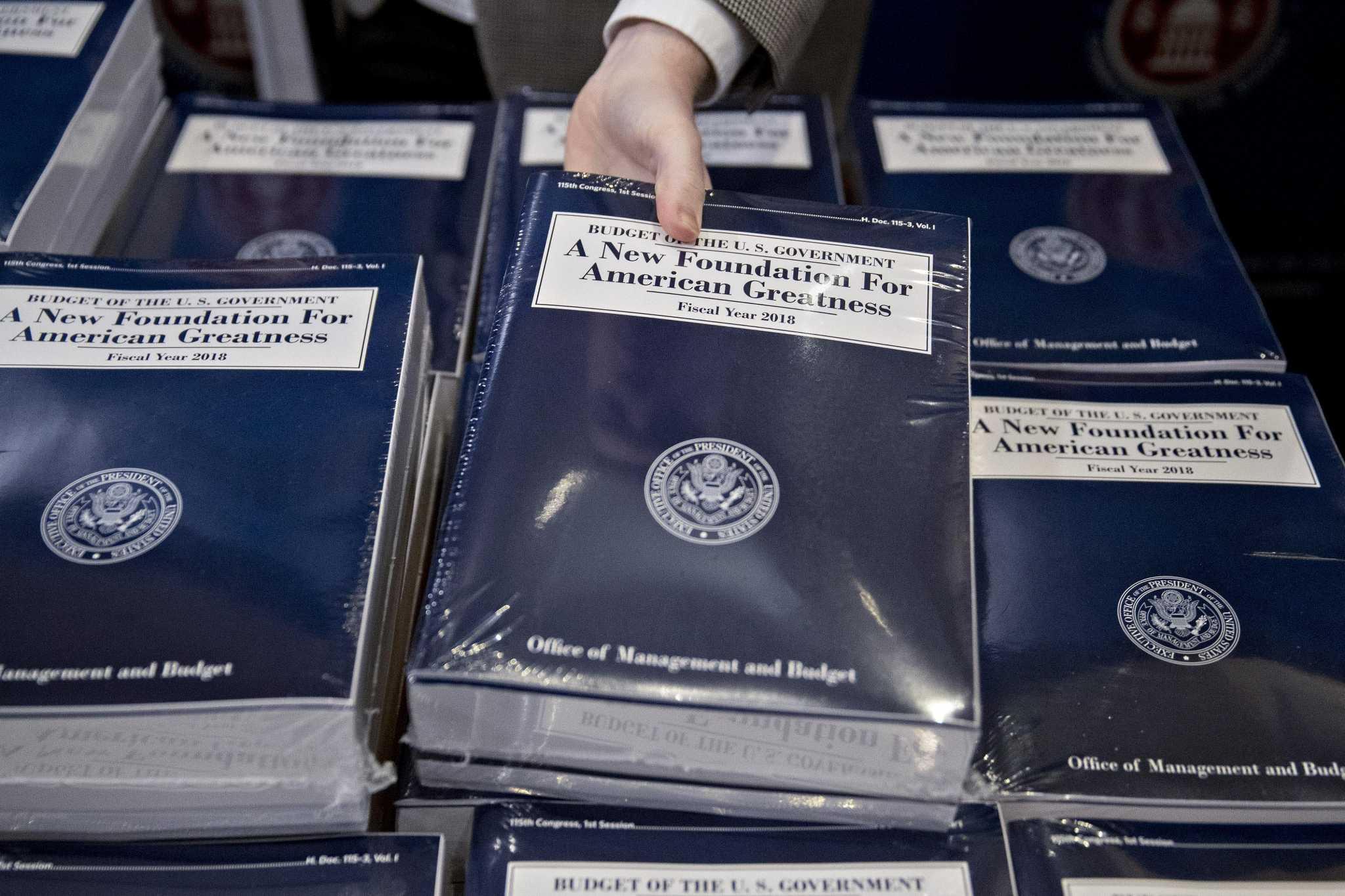 State delegation blasts Trump's budget blueprint