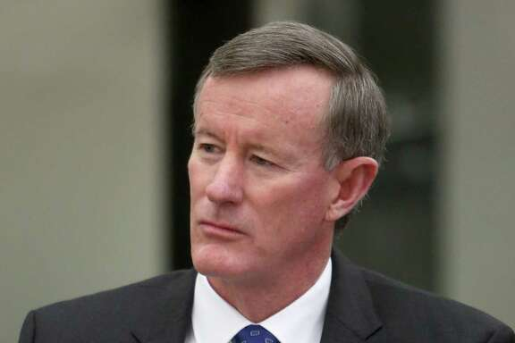 William McRaven is chancellor of the University of Texas System. (Gary Coronado / Houston Chronicle )