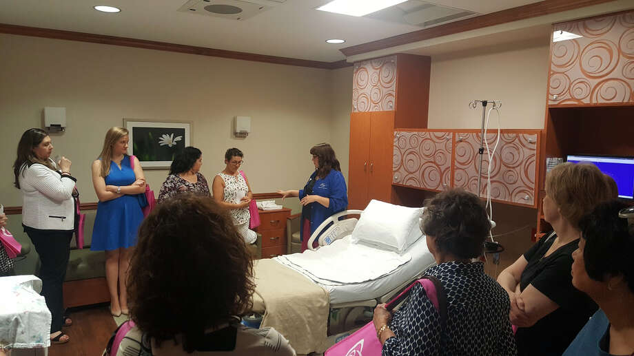 Womens Wellness Event Highlights Baby Friendly Features At Kingwood
