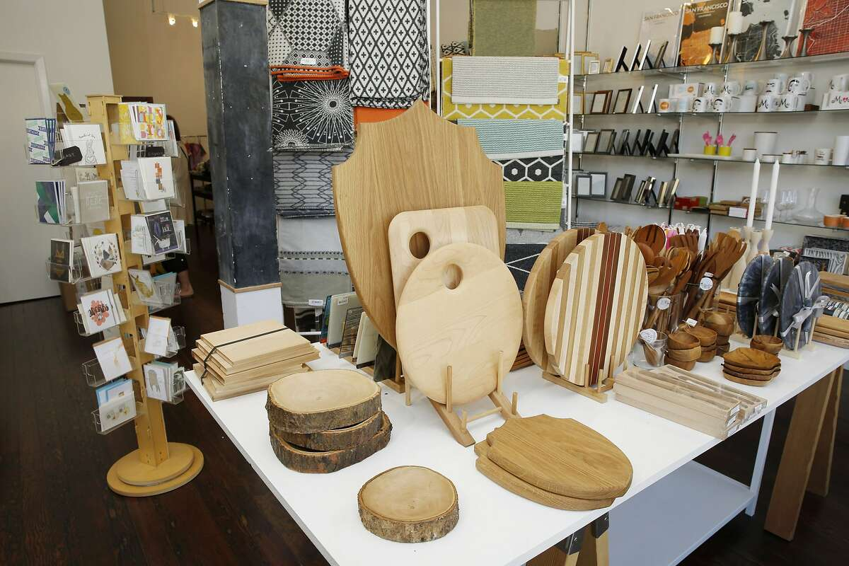 Urban Mercantile on Saturday, May 20, 2017, in San Francisco, Calif. The store is located at 85 Carl Street.