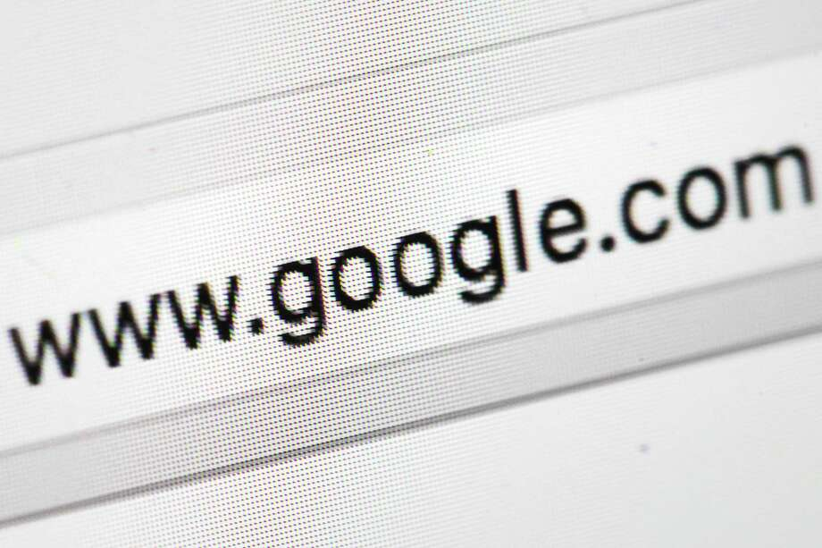 This Wednesday, April 26, 2017, photo shows Google's web address, in Philadelphia. Google is keeping an eye on what you're buying offline in addition to monitoring your online shopping in its latest attempt to sell more digital advertising. The offline tracking of most credit and debit card transactions will help Google to automatically inform merchants when digital ads appearing on its vast marketing network translate into sales at a brick-and-mortar store. Google plans to unveil the store-sales measurement tool Tuesday, May 23, 2017, in San Francisco at an annual conference it hosts for its advertisers. (AP Photo/Matt Rourke) Photo: Matt Rourke, STF / Copyright 2017 The Associated Press. All rights reserved.