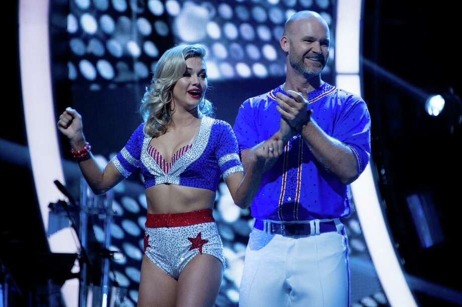 Lindsay Arnold, David Ross; Dancing with the Stars
