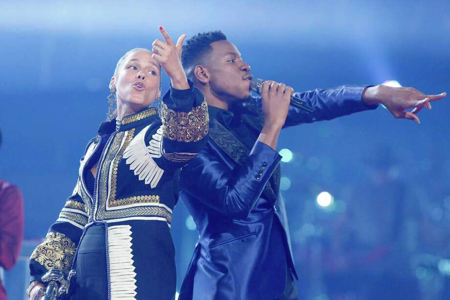 'The Voice': Team Alicia's Chris Blue Named Season 12 victor
