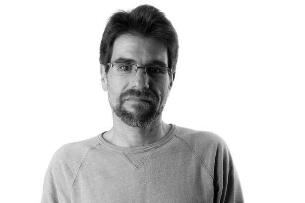 Comic artist Andy Kubert