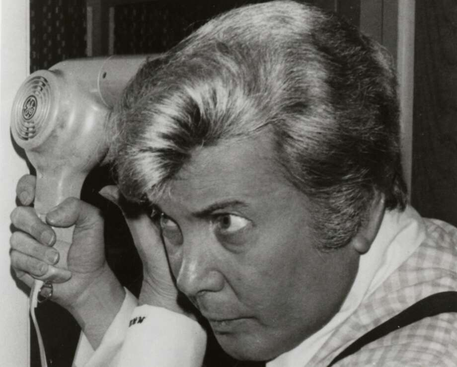 PHOTOS: Images from Houston in 1977KTRK-TV star Marvin Zindler perfects his hair game before hitting the airwaves in July 1977.Click through to see what Houston looked like 40 years ago... Photo: Chronicle File