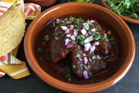 Nopalito's Birria Al Res, which is featured in