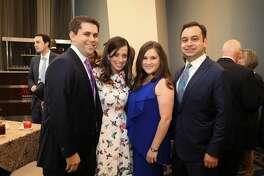 Steven and Stephanie Mitzner with Lauren Mitzner Paletz and Steven Paletz