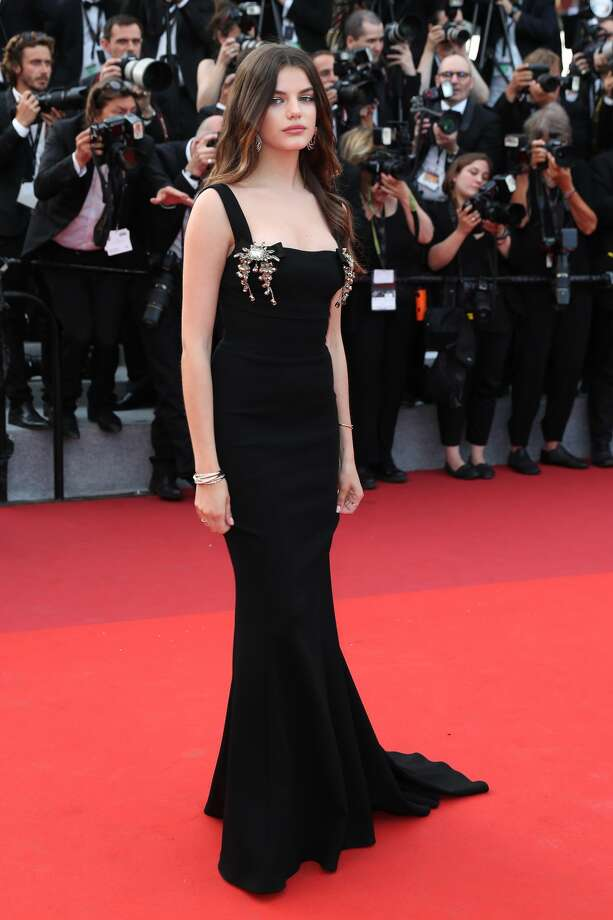 "CANNES, FRANCE - MAY 24:  Barbara Palvin attends the ""The Beguiled"" screening during the 70th annual Cannes Film Festival at Palais des Festivals on May 24, 2017 in Cannes, France.  (Photo by Neilson Barnard/Getty Images) Photo: Neilson Barnard/Getty Images"
